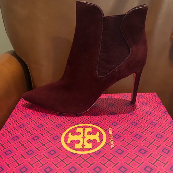 Tory Burch Shoes - Tory Burch Dorset Bootie Size 8